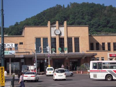 東京から大阪経由で北海道に行ってきました(その3:小樽観光)