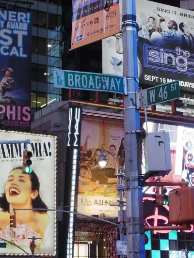 ときめきニューヨーク!2011 ~どきどきの街ブラ編②~