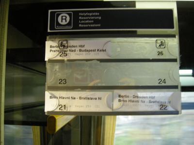 プラハ、ブダペスト、ウィーンを一人でさまよう旅~列車でブダペストまで7時間の旅
