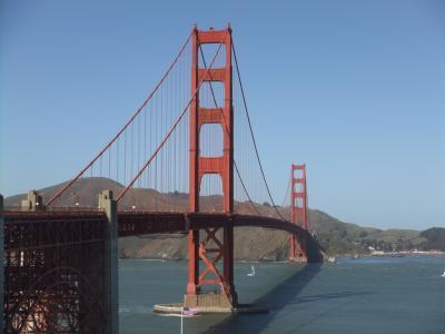 ◎サンフランシスコ滞在記 ゴールデンゲートブリッジサイクリング編◎