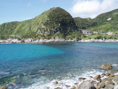 神の宿る神津島ダイビングと景勝地