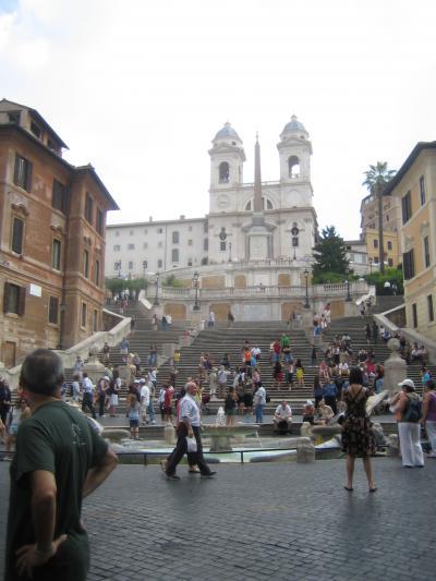 初ヨーロッパ!イタリア⑦ 2009年6月24日~7月2日 ローマ編