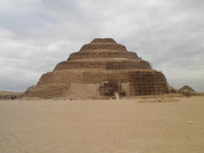 エジプト2010−2011年末年始旅行記 【17】サッカーラ