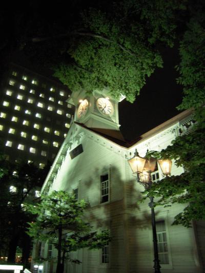 東京から大阪経由で北海道に行ってきました(その5:札幌観光)