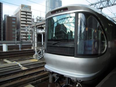 東京から大阪経由で北海道に行ってきました(最終回:カシオペア)