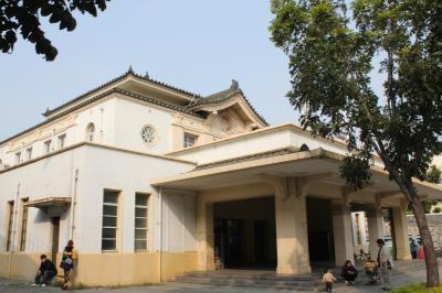 台湾南部の旅 高雄願景館(旧高雄駅)