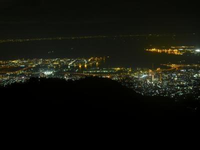 六甲山夜景鑑賞
