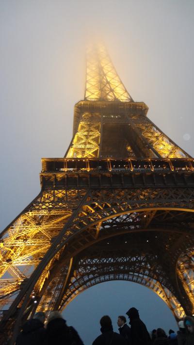 世界一周 フランスあたり