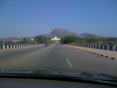 Abuja Trip(2009/Dec)