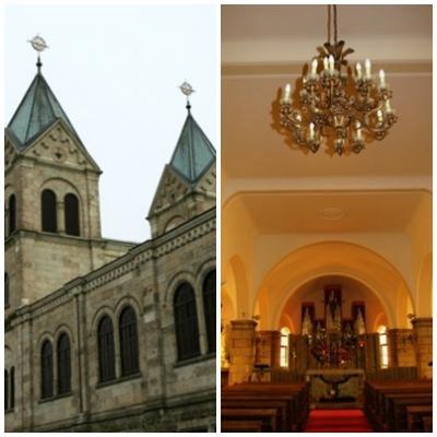 宇都宮の国の登録文化財に指定されている2つの教会を訪ねて