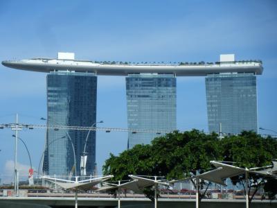 7回目のシンガポール