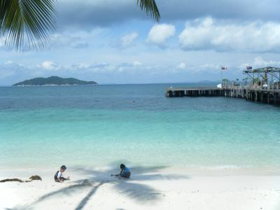 マレーシア ラワ島