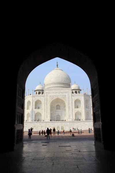 卒業旅行で初インド