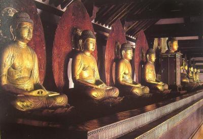 関西花の寺16番霊場 浄瑠璃寺