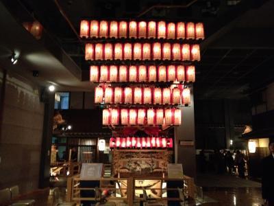 NHK朝ドラカーネーションの舞台 岸和田☆城とだんじり会館