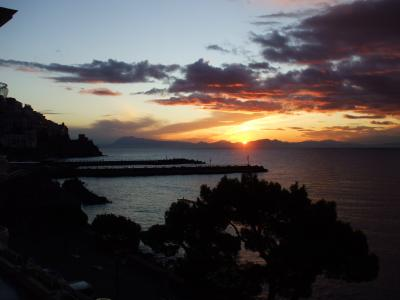 ナポリとソレント半島(アマルフィ)の旅