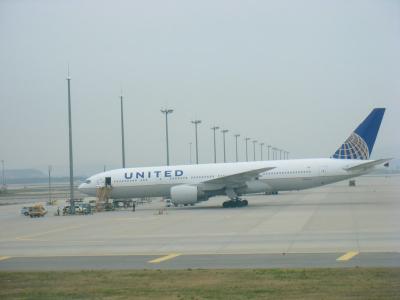 ファーストクラス RTW 3回目 2012 AIRLINER PART4-ユナイテッド航空 B777-200ER サンフランシスコ→ロサンジェルス編