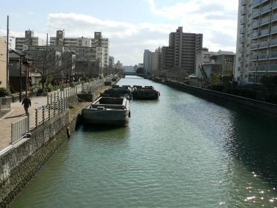 日本の旅 関西を歩く 大阪市、大阪関目国技館跡周辺