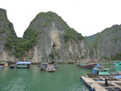 2012てんこ盛り!!ベトナム・ハノイ・ハロン湾旅行記(二日目 ハロン湾編)