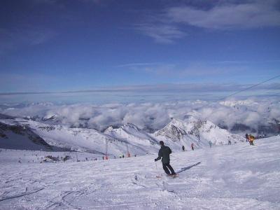 オーストリア ~9日間ぶっ続けスキー旅行 2002