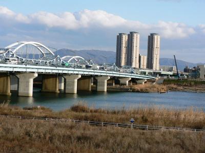 日本の旅 関西を歩く 大阪・守口市駅、庭窪レストセンター周辺