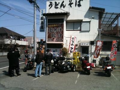 またがり隊 関東蕎麦ミーティング