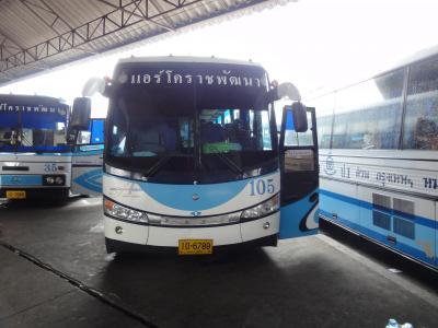 バンコクから地元バスでぶらぶら *その1 ピマイ編*