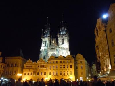 思いがけずウィーン、チェスキークルムロフ、プラハの旅 4