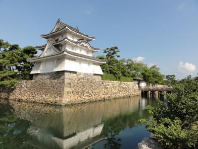 高松城跡を見てきました