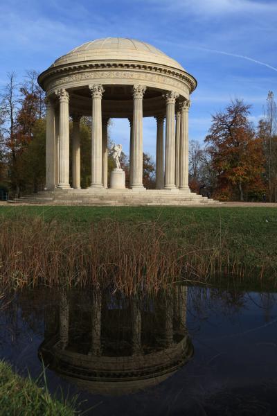 【欧州旅行21日目】 マリー・アントワネットが癒しの時間を過ごした宮殿 「le Petit Trianon (プチ・トリアノン)」