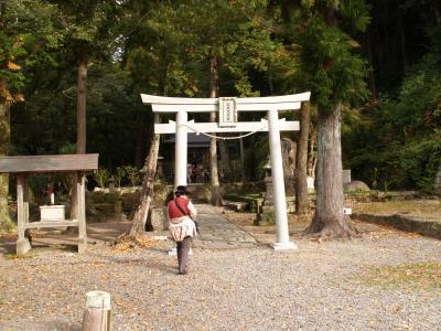 瀧尻王子宮十郷神社(熊野古道)