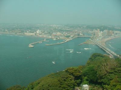 盆休み2009年江ノ島~箱根~筑波山