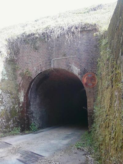 トンネル跡その2