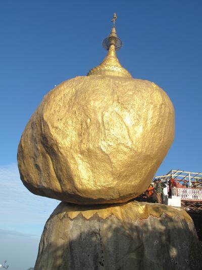 2011年12月 ミャンマー(ヤンゴン・バゴー・チャイトー・マンダレー・パガン)