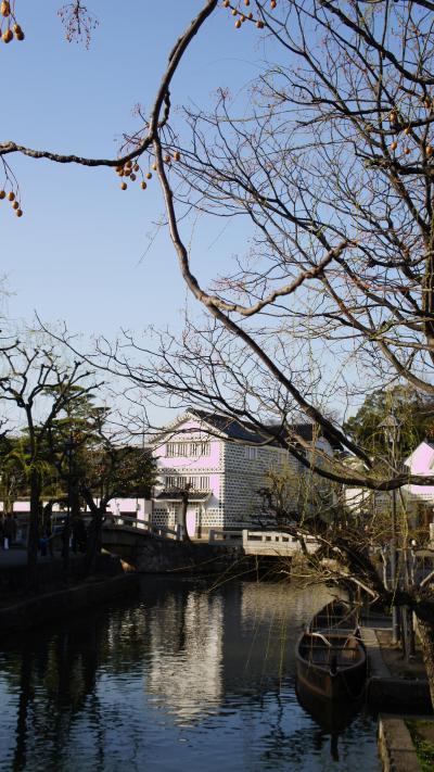 白壁の街を歩く~倉敷~