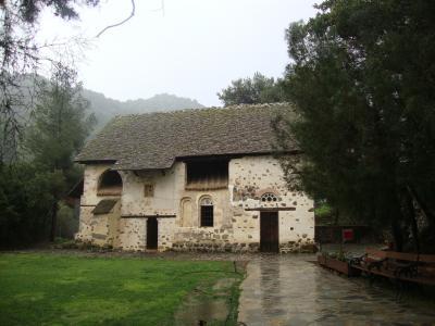 神話の国・南北キプロスの旅・・・南キプロス・トロードス地方