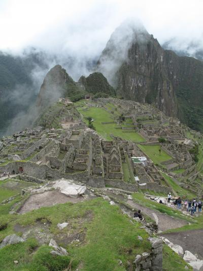 2008年12月 ペルー(リマ・ナスカ・クスコ・聖なる谷・マチュピチュ)