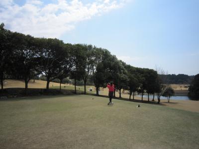 千葉にゴルフに行こう!!4