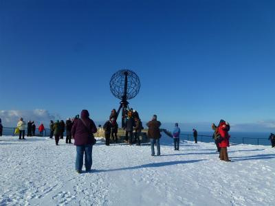 北欧3ヶ国&オーロラ  第4部 ノルウェー 沿岸急行船/ノールカップ