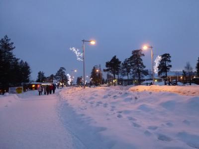 北欧3ヶ国&オーロラ  第5部(最終) フィンランド・サーリセルカ