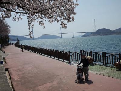 馬山 ドッソムカゴパ(猪島海上遊園地) 慶尚南道 統合昌原市