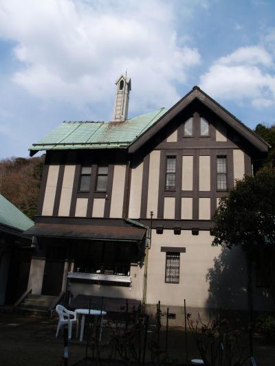鎌倉・旧華頂宮邸内部公開-2012年春