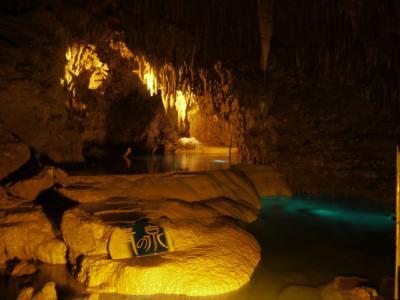 2012年沖縄本島旅6:おきなわワールド(玉泉洞&王国村)