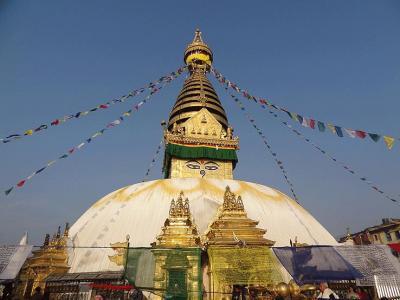 インド・ネパールの仏教遺跡を訪ねる旅 その2 ネパール編