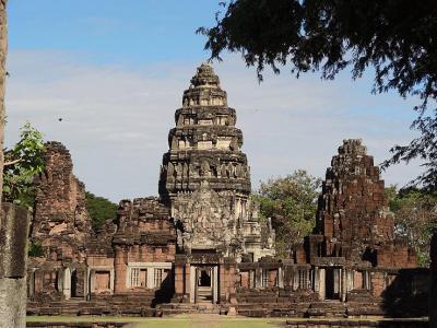 ミャンマー・タイの仏教遺跡探訪 その2 タイ編