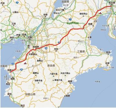 2012年・2回目のドライブ・・和歌山城・4月5日