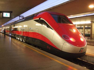 イタリアからドイツへ列車移動 0048