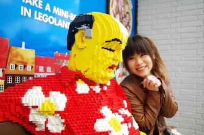 レゴの世界へ♪