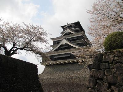 4月の九州4県4日間の旅:その1(1~2日目)