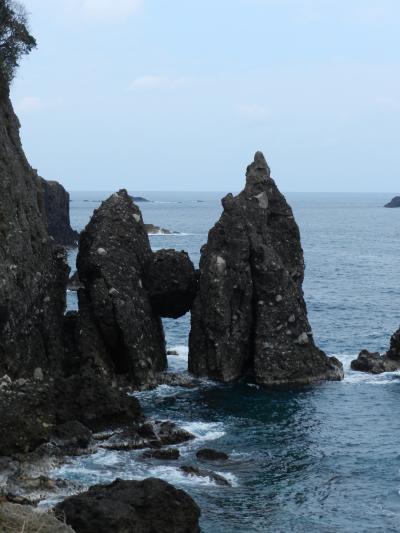 兵庫県北部の海岸線をドライブ(竹野・香住・餘部・浜坂)